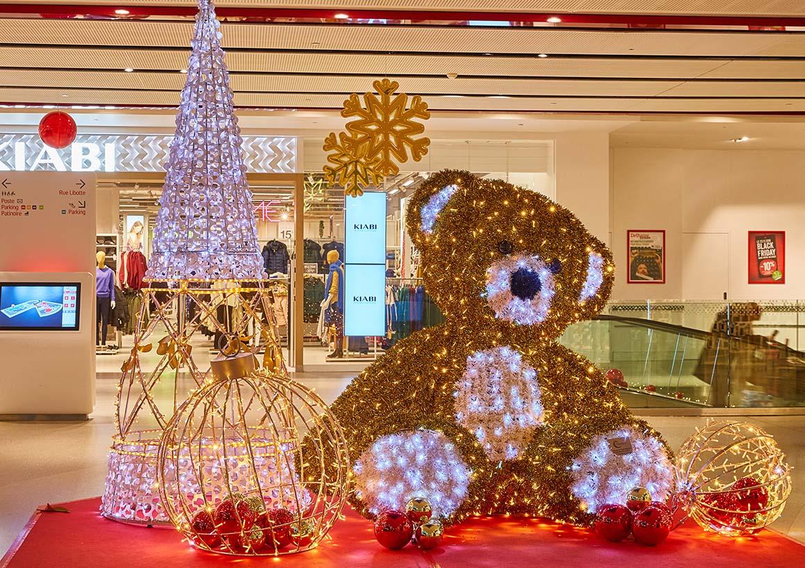 Eclairage Noel Exterieur Professionnel Illuminer et décorer son extérieur en période de fêtes   HTP